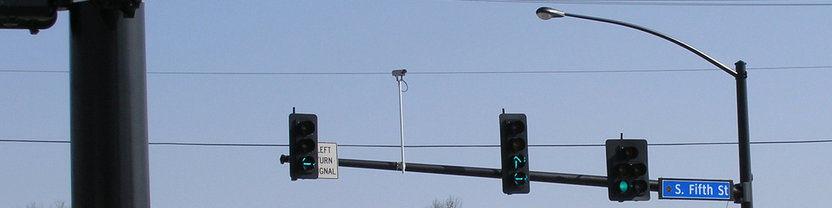 Temple Inc Traffic Signal LED Lamps Dialight.Intersection